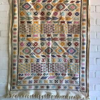 alfombra marroqui mibra 165X100 CM