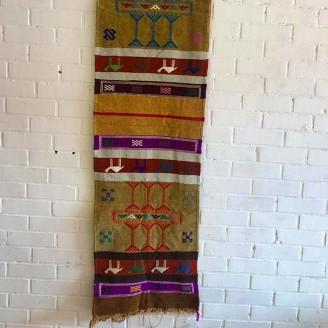 alfombra del pasillo 210X56 CM