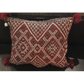 alfombra artesanal arabe 55x40