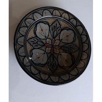 plato de ceramica 30 cm