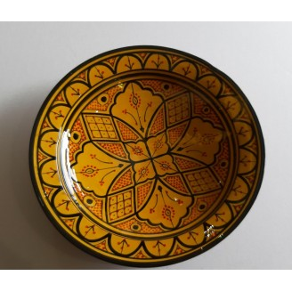 plato de ceramica 35 cm