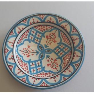 plato de ceramica 20 cm