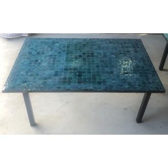 mesa de mosaicos 1,60x100x75
