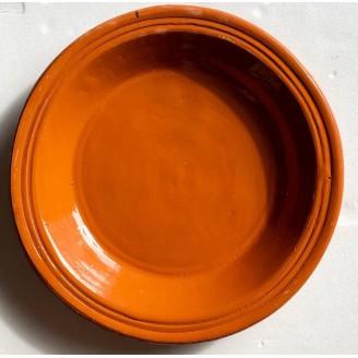 plato de ceramica grande