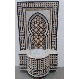 fuente de mosaico 105*62