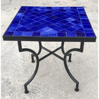 Mesas de mosaicos de artesanales 50x50x51