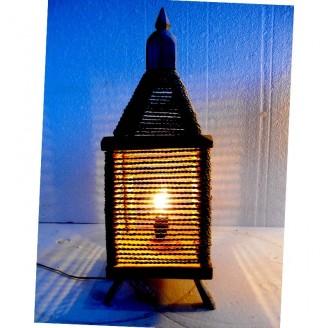 lamparas de caña 56alto x 20 diámetro