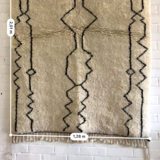 alfombra marroqui 2 / 1.30