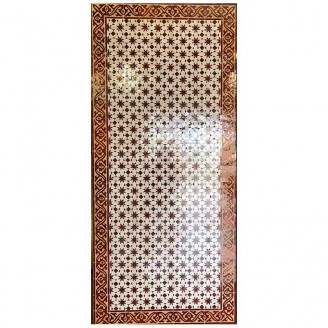 Mesa de mosaico artesanal árabe 200x100