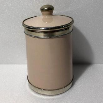 Botes de cerámica con tapas