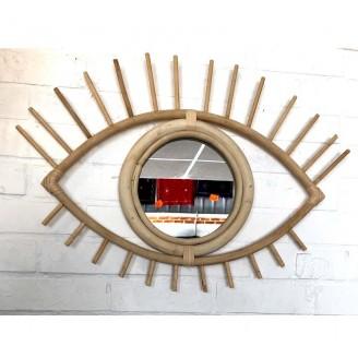 Espejo de ojos