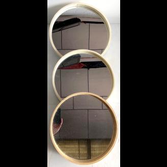 Juego de 3 espejos
