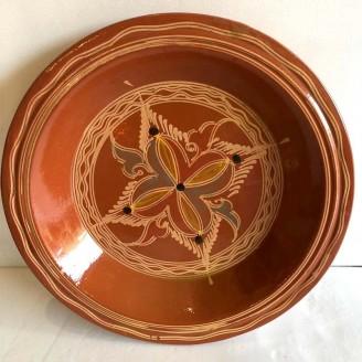 Platos de cerámica grandes