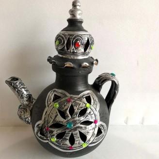 Tetera ceramica decoracion